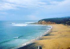 Bells Beach #surf #chilltime #waves #bellsbeach #tourist by peymaizy http://ift.tt/1KnoFsa