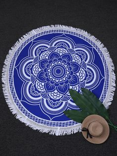 SHARE & Get it FREE | Circle Mandala Picnic Mat Beach ThrowFor Fashion Lovers only:80,000+ Items • New Arrivals Daily • Affordable Casual to Chic for Every Occasion Join Sammydress: Get YOUR $50 NOW!