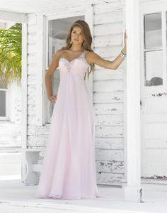#BlushProm 9373 in soft pink #promdress