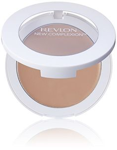 Revlon New Complexion One-Step Compact Makeup, Ivory Beig...