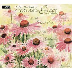 Natures Grace Susan Winget 2016 Lang Calendar
