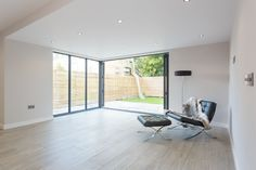 Interior Lounge Exntension