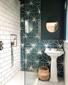 Bathroom Tile Designs, Bathroom Interior Design, Bathroom Ideas, Bathroom Layout, Bathroom Organization, Bathroom Renovations, Bad Inspiration, Bathroom Inspiration, Wet Room Shower
