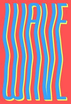 Pinned for FarOut www.faroutny.com, @faroutny #faroutny Typography Inspiration, Type, Good Typography, Typography Design, Graphic Design, Design