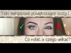 ** Triki makijażowe - jak powiększyć oczy i czego unikać? ** - YouTube Hair Makeup, Make Up, Youtube, Makeup, Hair Styles, Bronzer Makeup, Youtube Movies