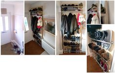 Coat Stand and Shoe Rack