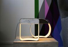 Lampade Designheure, fra i partecipanti alla ventunesima edizione di London 100% Design, in scena dal 23 al 26 settembre 2015