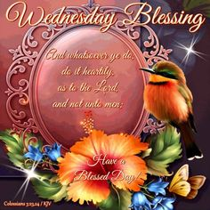 239 Best Wednesday Blessings Images Blessed Wednesday Good