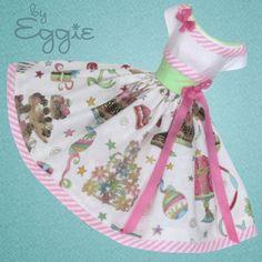 Celebrate! - Vintage Barbie Doll Dress Reproduction Repro Barbie Clothes