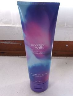 New Bath & Body Works Moonlight Path Triple Moisture Lotion 8 Oz. #BathBodyWorks