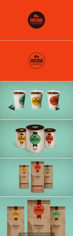 Patria Coffee by Isabela Rodrigues