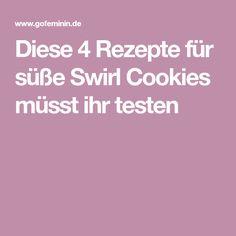 Diese 4 Rezepte für süße Swirl Cookies müsst ihr testen Bunt, Food And Drink, Cookies, Baking, Mascarpone, Button Flowers, Cute Ideas, Heavens, Food And Drinks