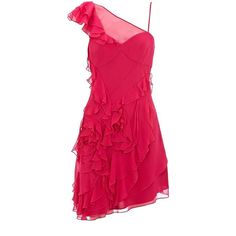 Karen Millen Fabulously petally dress