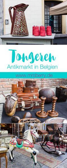Der Antikmarkt im belgischen Tongeren ist der größte Antiquitäten- und Trödelmarkt in den Benelux-Ländern.