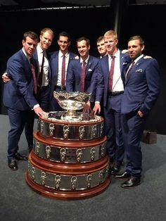 Team GB.Davis Cup Champions.2015. Jamie Murray, Andy Murray, Davis Cup, Sports Personality, Team Gb, Wimbledon, Tennis, Champion, Games