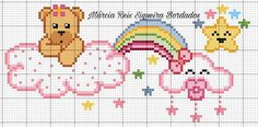 This Pin was discovered by Luc Cross Stitch Boards, Cross Stitch Love, Cross Stitch Designs, Cross Stitch Patterns, Perler Patterns, Crochet Chart, Crochet Patterns, Cartoon Drawings, Cross Stitch Embroidery