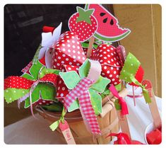 Watermelon and Strawberry Summer Party