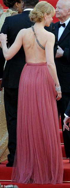 Nicole Kidman in Lanvin #Cannes2012 #HauteCouture #RedCarpet
