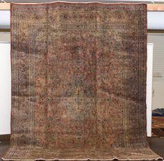 Persian Wool Rug w/ Chobi Design