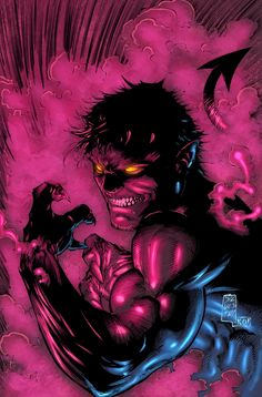 Nightcrawler by Marc Silvestri
