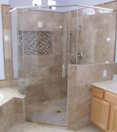 Enigma Frameless Shower Door Tile: Find Bathroom Tiles, Wall Tiles ...