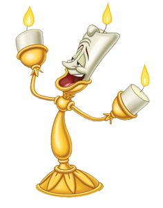 disneys lumiere clipart - Google Search