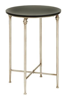 Woodland Imports Old Look End Table & Reviews   Wayfair - $84