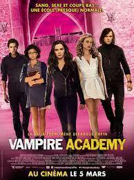 Vampire academy - film