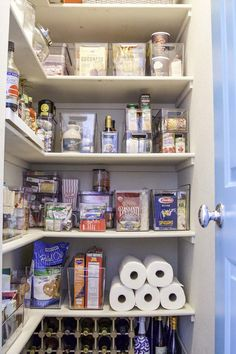 Pantry Organization Before And After Easy Tips To Get Your Kitchen Organized Storage Room