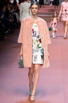 Dolce & Gabbana - Otoño-Invierno 2015/2016