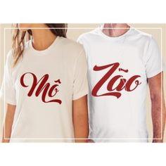 Camisetas personalizadas de casal - 5  01546b425f01c