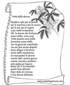 www.maestragemma.com Diplomi-e-attestati-festa-della-donna.htm Italian Lessons, 3d Paper, Teaching Tools, Ladies Day, Crafts For Kids, Projects To Try, Education, Pictures, Image