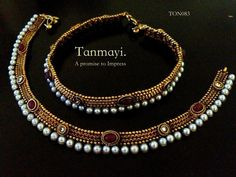 Creatively Carved Life: Fabulous jewellery collections from Tanmayi