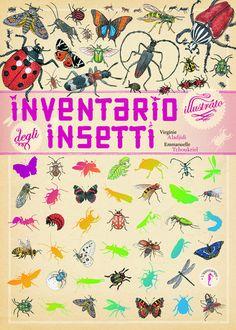 """""""Inventario illustrato degli insetti"""", Ippocampo"""
