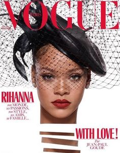 Rihanna for VOGUE Paris December
