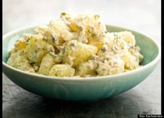 Potato and bacon salad http://huff.to/LgWmNx