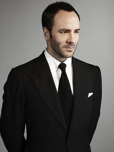 Tom Ford is highly glamorous.