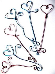 Bookmark - segnalibri colorati realizzati a mano