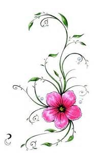 Exotic Flower Tattoos for Women - Bing images
