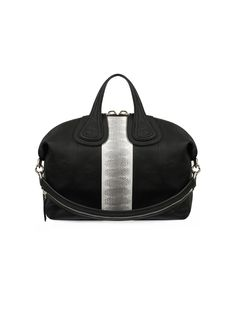 Givenchy - Nightingale Medium Bag in Contrasted Watersnake