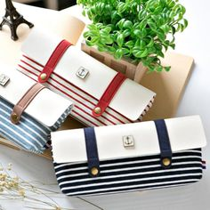 Stationery Canvas Pencil Case school Pencil Bag for school pencil-case Office School Supplies Pens Pencils Writing Supplies Gift