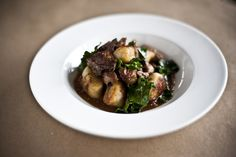 Oxtail Gnocchi
