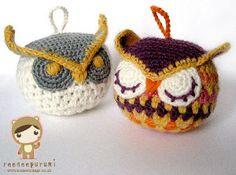 Amigurumi Owl :'D