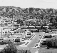 Single Family Housing in Sunland-Tujunga :: San Fernando Valley History