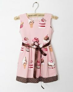 Online Shop new 2016 brand baby girls cupcake dress cotton pink girl's birthday party dresses children christmas clothes gift Boutique Party Dresses, Baby Girl Cupcakes, Butterfly Baby, Discount Clothing, Cheap Dresses, Pink Girl, Cotton, Cheap Gifts, Clothes