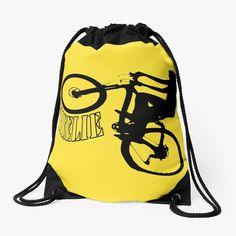 Graphic T Shirts, Freestyle, Teenager, Drawstring Backpack, Biker, Backpacks, Bags, Fashion, Ride A Bike