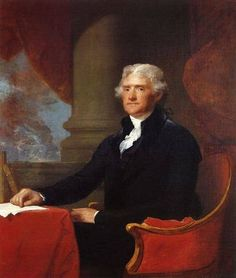Gilbert Stuart - Thomas Jefferson