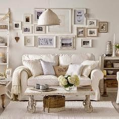 Modern Shabby Chic Living Room Ideas Redecorate Your Room With Shabby Chic Furniture Modern Shabby Chic Living Room Ideas. It may sound odd but shabby chic furniture is highly in demand these days. Chic Living Room Decor, Chic Interior, Chic Home, Chic Decor, Chic Bedroom, Living Decor, Shabby Chic Living, Chic Home Decor, White Living Room