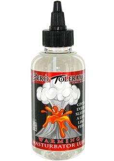 Buy Zero Tolerance Warming Masturbator Lubricant 4 Ounce online cheap. SALE! $11.99