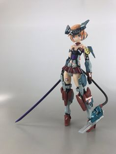 Embedded Soldado Universal, Frame Arms Girl, Ashley Wood, Transformers Toys, Game Concept Art, Hero Girl, Anime Merchandise, Cool Toys, Awesome Toys